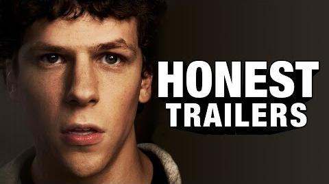 Honest Trailer - The Social Network