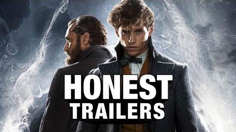 Honest Trailer - Fantastic Beasts: The Crimes of Grindelwald