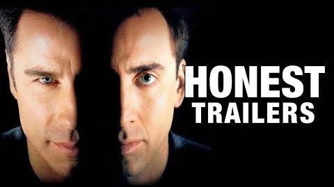 Honest Trailer - Face/Off