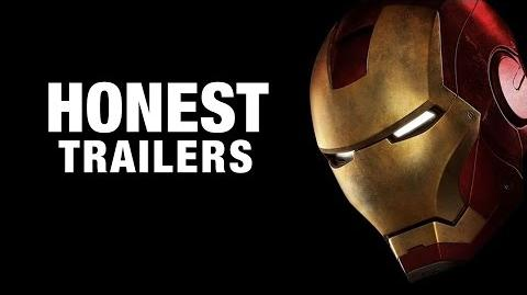 Honest Trailer - Iron Man