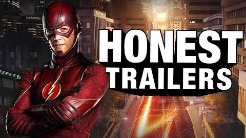 Honest Trailer - The Flash (TV)
