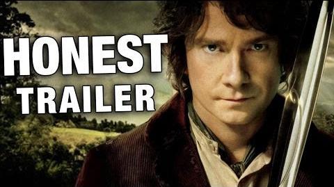 Honest Trailer - The Hobbit: An Unexpected Journey