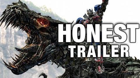 Honest Trailer - Transformers: Age of Extinction