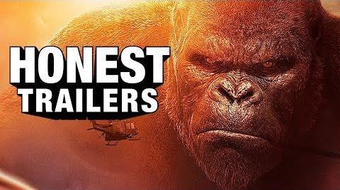 Honest Trailer - Kong: Skull Island