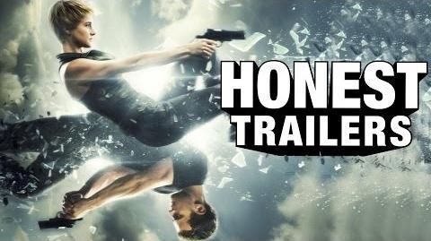 Honest Trailer - The Divergent Series: Insurgent