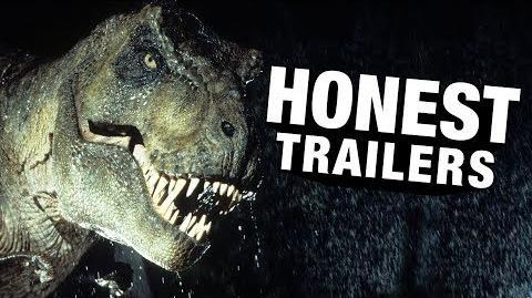 Honest Trailer - Jurassic Park