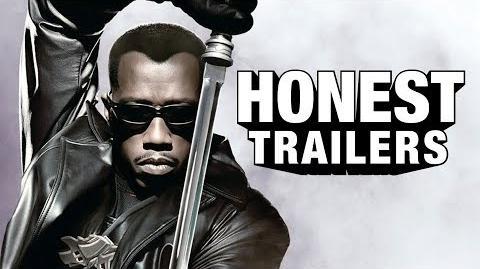 Honest Trailer - The Blade Trilogy