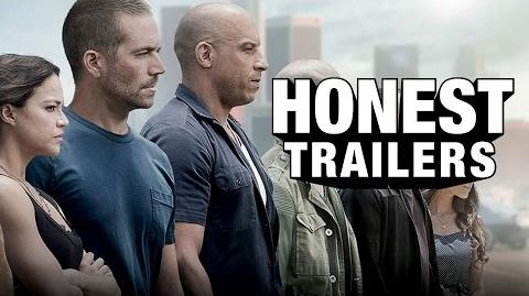 Honest Trailer - Furious 7