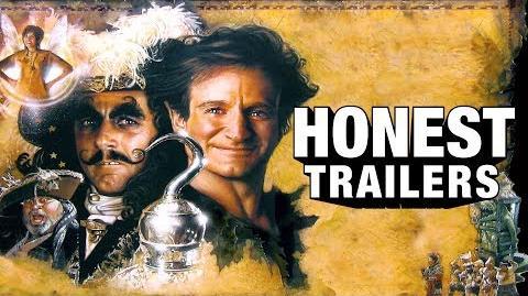 Honest Trailer - Hook