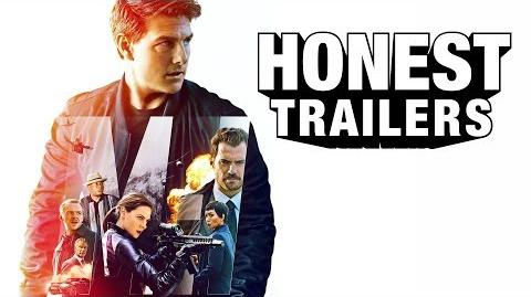 Honest Trailer - Mission: Impossible - Fallout