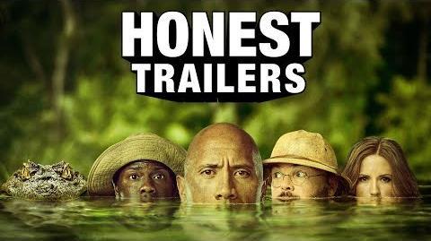 Honest Trailer - Jumanji: Welcome to the Jungle