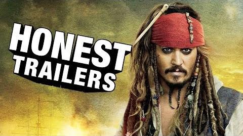 Honest Trailer - Pirates of the Caribbean