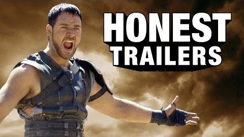 Honest Trailer - Gladiator