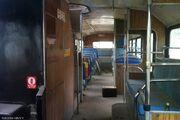 Leyland Atlantean A633 cabin