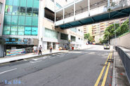 Tin Wan Street outside Tin Wan Shopping Ctr 201505