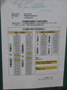 NR818 timetable eff 20170801