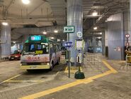 Hung Hom (Hung Luen Road) Public Transport Interchange Kowloon 13 and 13M place 15-05-2021