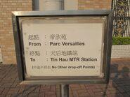Parc Versailles MSHR NR521 stop 3