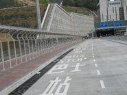Tsing Sha Toll Plaza Bus Stop (N)