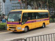 VE1165 School Private Light Bus 02-04-2019