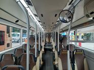 KMB V6X (Full White Interior) Lower Deck compartment