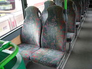 3601 Seat