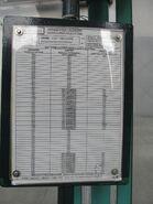NR759 timetable Sep13