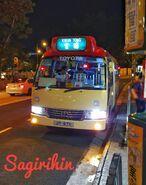 JY9711 PLB Kwun Tong to Ngau Tau Kok