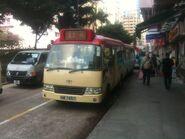 NM7457 Sham Shui Po to Sheung Shui