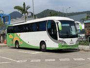 UF8208 Sun Bus NTT Com Asia Shuttle Bus 05-05-2021