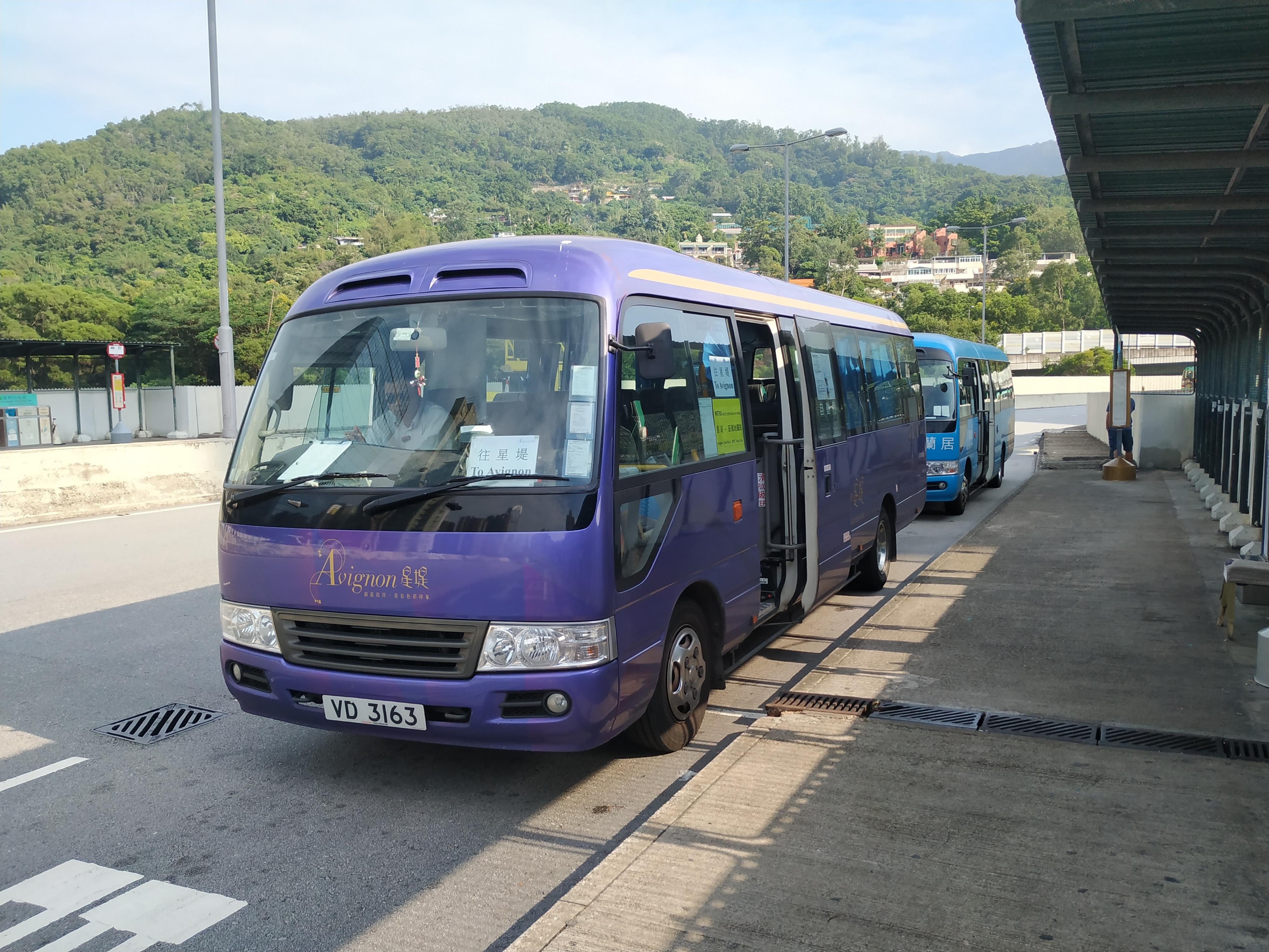 居民巴士NR765線