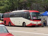 Jackson Bus KN312 MTR Free Shuttle Bus E99M 18-04-2021