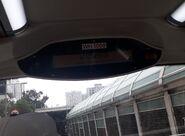 KMB E6X11 WH1008 bus shop display