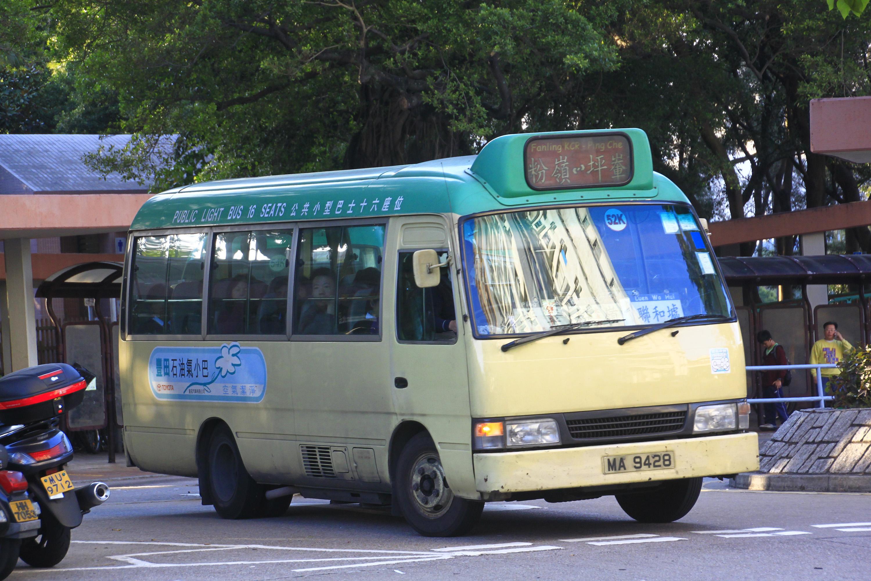 新界專綫小巴52K線