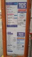 NWFB 702S Routemap