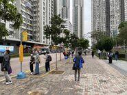 Munsang College (Hong Kong Island) bus stop 28-04-2021(2)