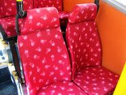KMB AVC Bus Boy seat