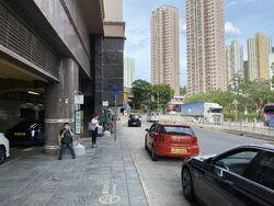 Sunshine City (On Luk Street) bus stop 15-07-2020.JPG