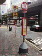 KMB Wing Wo Street CRC Pole-20110514