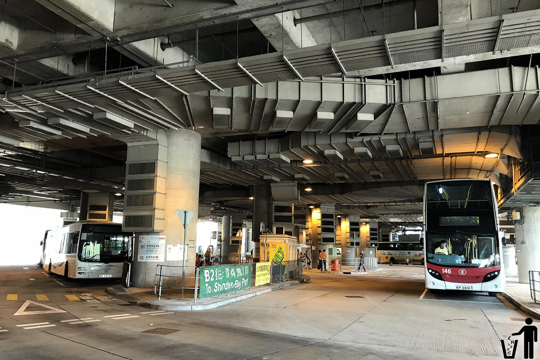 元朗站公共運輸交匯處