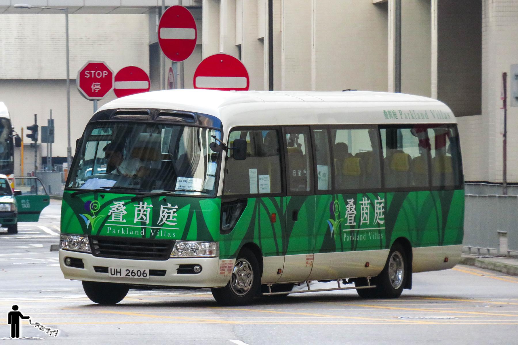 居民巴士NR763線