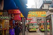 Kwun Tong Fu Yan Street Minibus 20160419 2