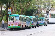 Shun Lee Estate Minibus Terminus 201804 -2
