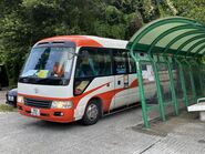 WU2761 JoJo Bus NR806 in Kwun Yam Garden(Left side) 04-07-2020