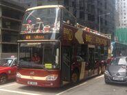 3 Big Bus Blue route 15-04-2017