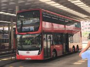 AVG2 KMB 59X stay in Mong Kong East Station 20-03-2019