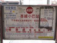 KNGMB 45M route info
