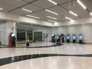 HZMB Macau Port Shuttle Bus ticket machine 26-10-2018