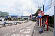 Eastern Harbour Crossing Toll Plaza N1 20170419