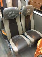LWB 5501 priority seat